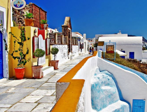 ATHENS – CLASSICAL TOUR AND MYCONOS OR SANTORINI 7 NIGHTS / 8 DAYS
