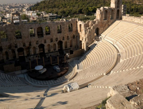 ATHENS AND CLASSICAL TOUR 5 NIGHTS / 6 DAYS